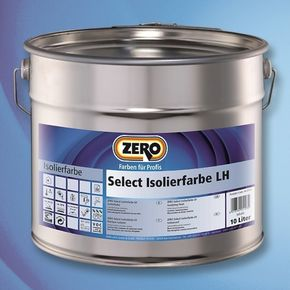 ZERO SELECT ISOLIERFARBE LH